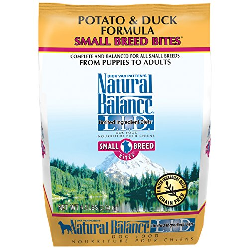 Natural Balance LID Limited Ingredients dog food