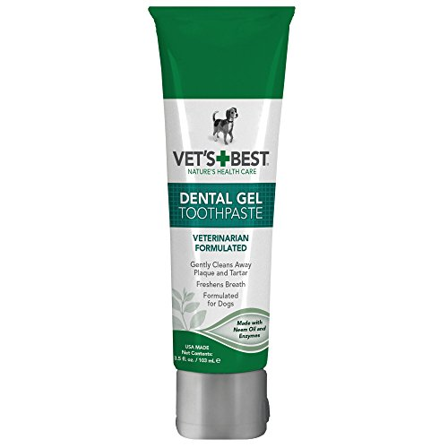 Vet's Best Enzynamic Dental Gel Toothpaste
