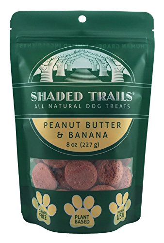 Shaded Trails All Natural Plant Based Vegan Dog Treats
