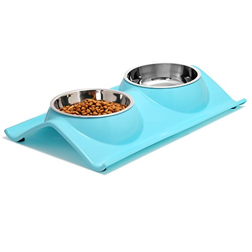 UPSKY Premium Stainless Steel No Spill Station