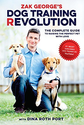 Zak George's Dog Training Revolution book