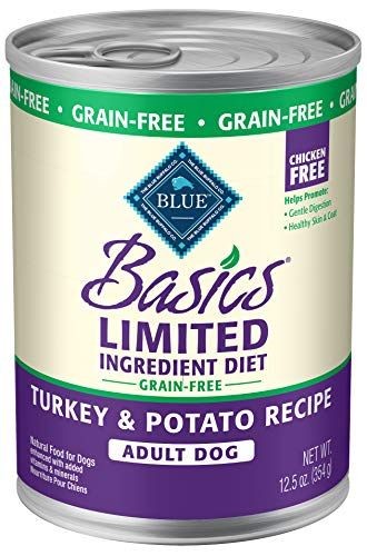Blue Basics Limited Ingredient Diet Grain Free