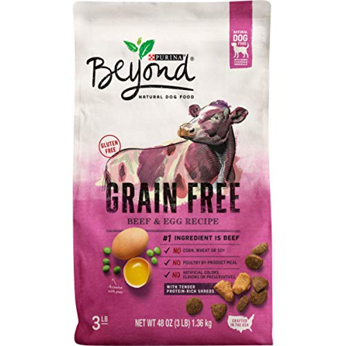 Purina Beyond Grain Free Natural Recipe