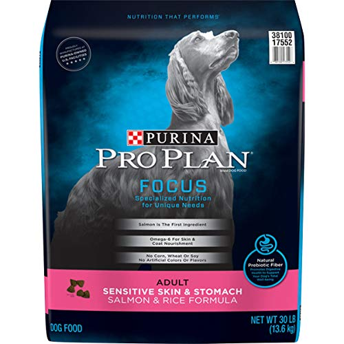Purina Pro Plan Focus Sensitive Skin & Stomach