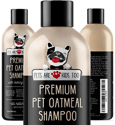 Pets Are Kids Too Oatmeal Anti-Itch Shampoo