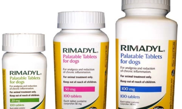 Rimadyl products