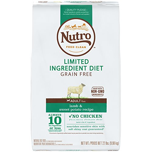 Nutro Limited Ingredient Diet Dog Food
