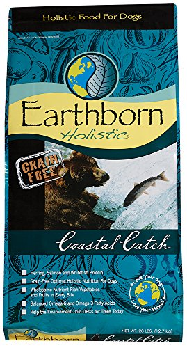 Earthborn Holistic Coastal Catch Grain-Free Dog Food