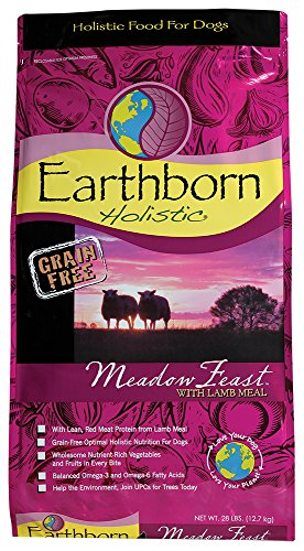 Earthborn Holistic Meadow Feast Grain-Free Dog Food