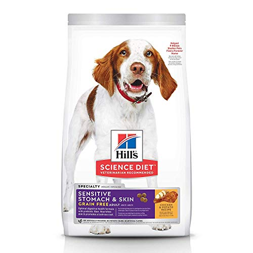 Hill's Science Diet Sensitive Stomach & Skin Dry Dog Food