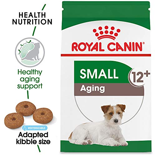 Royal Canin Size Health Nutrition Mini Aging 12+ Dry Dog Food