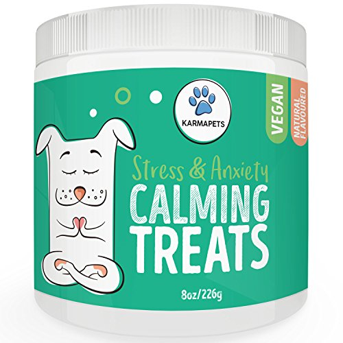 KarmaPets Calming Treats for Dogs Tub