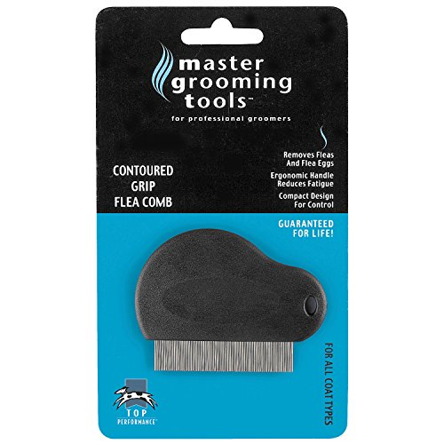 Master Grooming Tools Contoured Grip