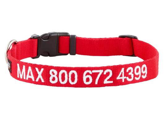 GoTags Personalized Dog Collars