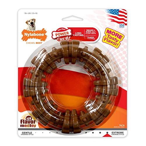 Nylabone Durachew Textured Ring